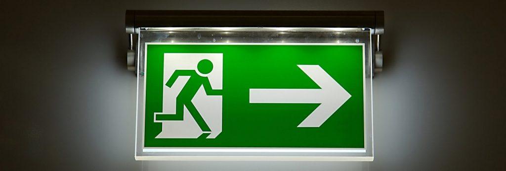 Noodverlichting plaatsen en onderhouden met TABbrandveiligheid