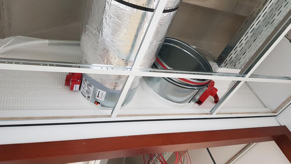 Regelgeving rbrandkleppen en brandmanchetten